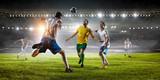 Soccer best moments. Mixed media - 182670177