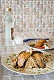 Original arabische Küche