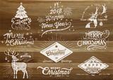 Holiday Design Elements - 182691314