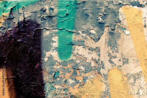 Artistic Graffiti abstract background for your text or image