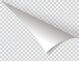 Shape of bent angle is free for filling. Vector Illustration. - 182713733