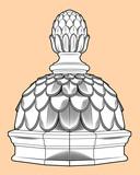 Architectural element - 182721920