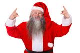 Cooler Weihnachtsmann - 182722984