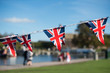 UK Union Jack flag bunting