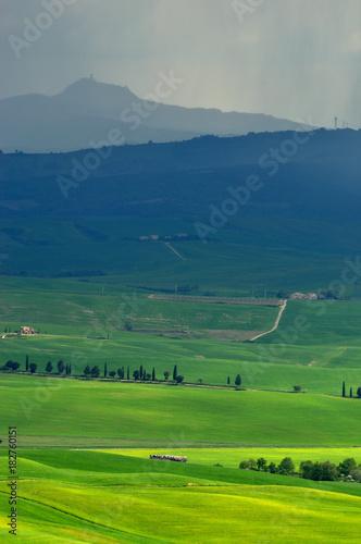 Foto op Canvas Toscane Pienza (Tuscany - Italy)