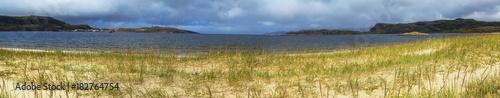 Fotobehang Natuur Panorama of Barents coast