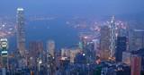 Hong Kong night - 182765738