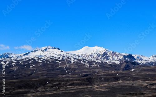 Staande foto Grijze traf. Tindfjöll Volcano, South Iceland