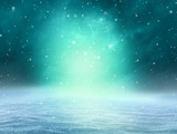 Magical Winter Background - 182771749