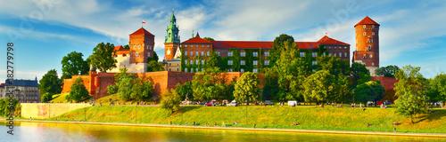 Foto op Canvas Krakau Wawel castle, Poland