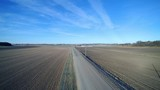 Rural Road - Aerial Engineering Inspection - 182783326