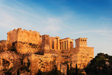 view of Historic Old Acropolis of Athens, Greece - 182824957