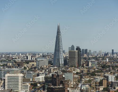 Fridge magnet London cityscape