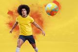 soccer player - 182827337