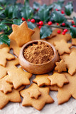 Christmas spices for baking gingerbreads - 182831722