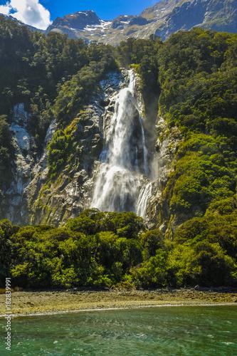 Plexiglas Fyle Bowen Falls