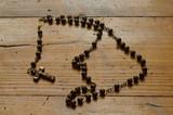 Fototapety Różaniec, modlitwa różańcowa, chrześcijaństwo