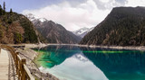 Jiuzhaigou lake view - 182868116
