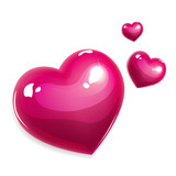Vector love heart - 182882956