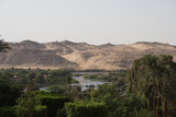 Islands and Mountains in Aswan - 182892173