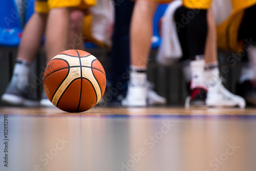Fotobehang Basketbal Basketball