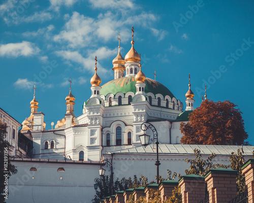 Tuinposter Kiev Kiev Pechersk Lavra, Orthodox Monastery. Kiev, Ukraine.