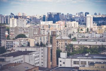 Kiev, top view