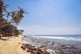 Landscape, coast of the Indian Ocean - 182894304