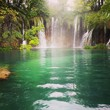 Waterfall beyond imagination - 182895949