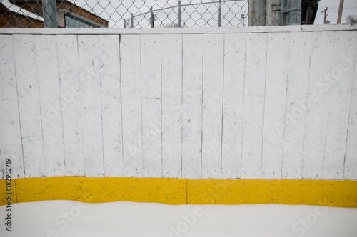 Keuken foto achterwand Canada Ice wall