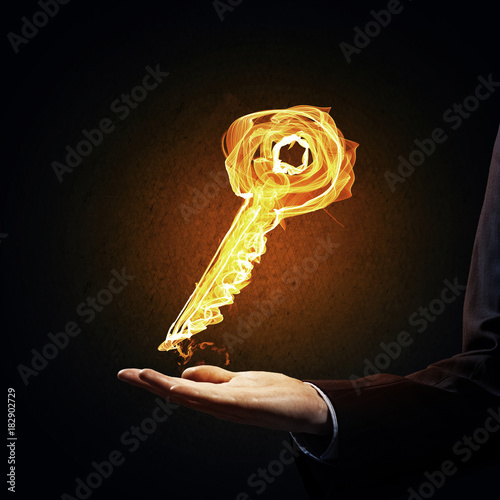 Key fire sign