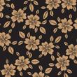 vintage background Vector background for textile design. Wallpaper, background, baroque pattern - 182922530