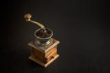 アンティーク コーヒーミル Old coffee mill - 182927360
