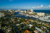 Aerial image of Fort Lauderdale FL Boat Show 2017 - 182927594