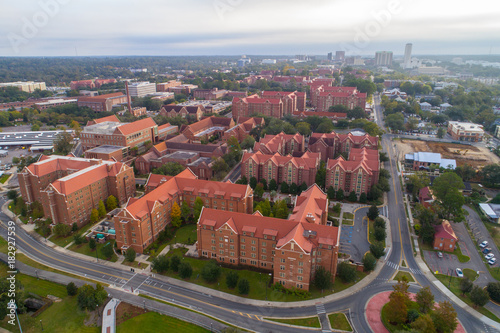 Aerial stock image Florida State Image