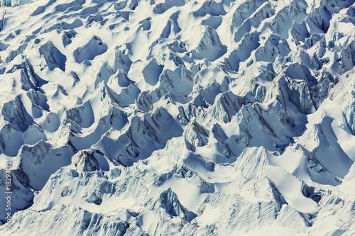 Aluminium Galyna A. Glacier