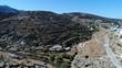 Grèce Cyclades île de Sifnos Kastro vu du ciel - 182946904