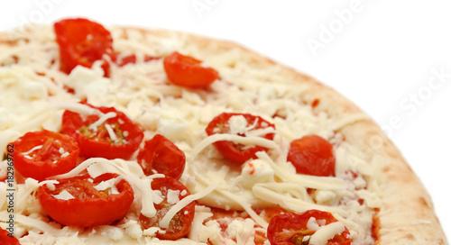 Papiers peints Pizzeria Uncooked pizza