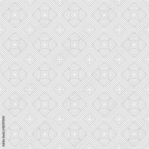 geometric pattern, vector - 182971944