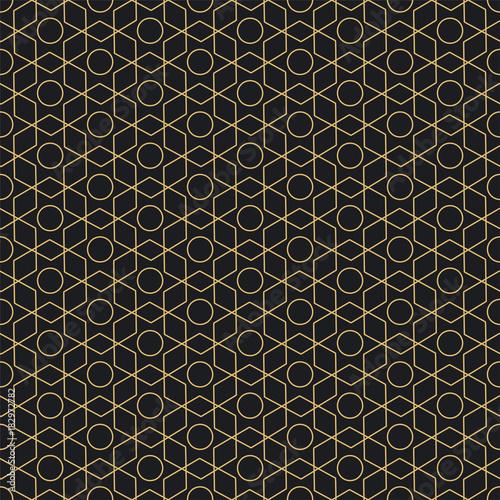 geometric pattern, vector - 182972782
