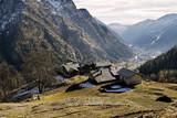L'antico villaggio dei Walser, in alta valle di Gressoney. - 182993763