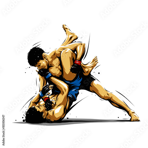 mma action 1