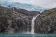 Glacier Runoff into the Ocean