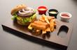 Classic Burger - 183041773