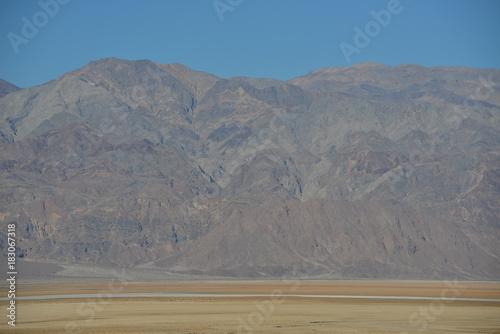 Foto op Aluminium Blauwe jeans Trip to Nevada and California, USA