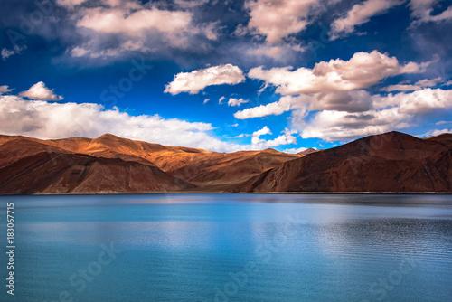 Deurstickers Blauwe jeans Ladakh Diaries