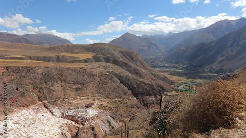 Sticker Valle Sagrado en Perú
