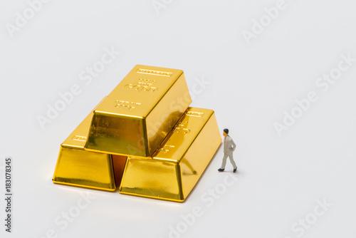 金塊 Poster