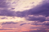 Sky and clouds / Sky and clouds at twilight. - 183089538