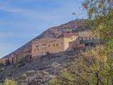 mountain landscape near Morocco - 183089580
